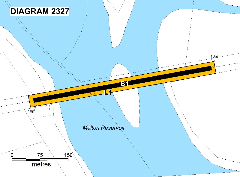 melton railway viaduct plan
