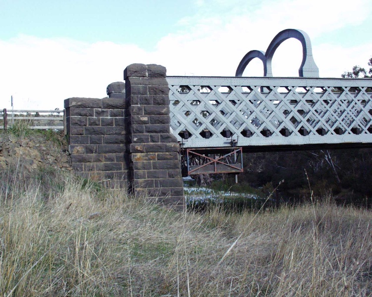 B1541 Redesdale Bridge