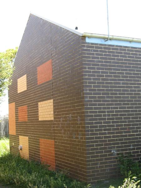 Former Mowbray College classroom
