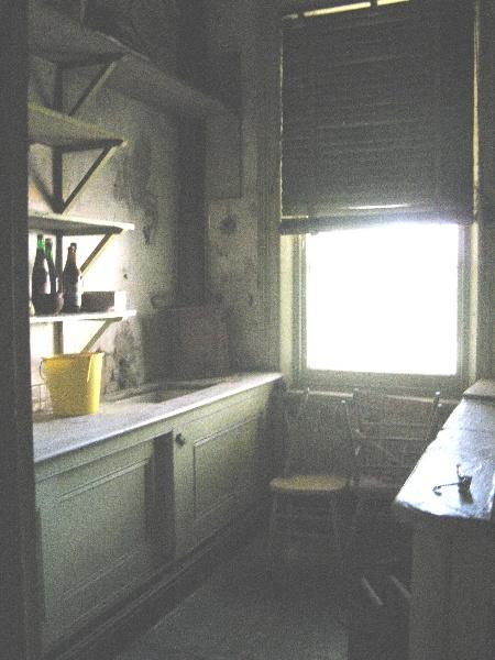 Mintaro butler's pantry