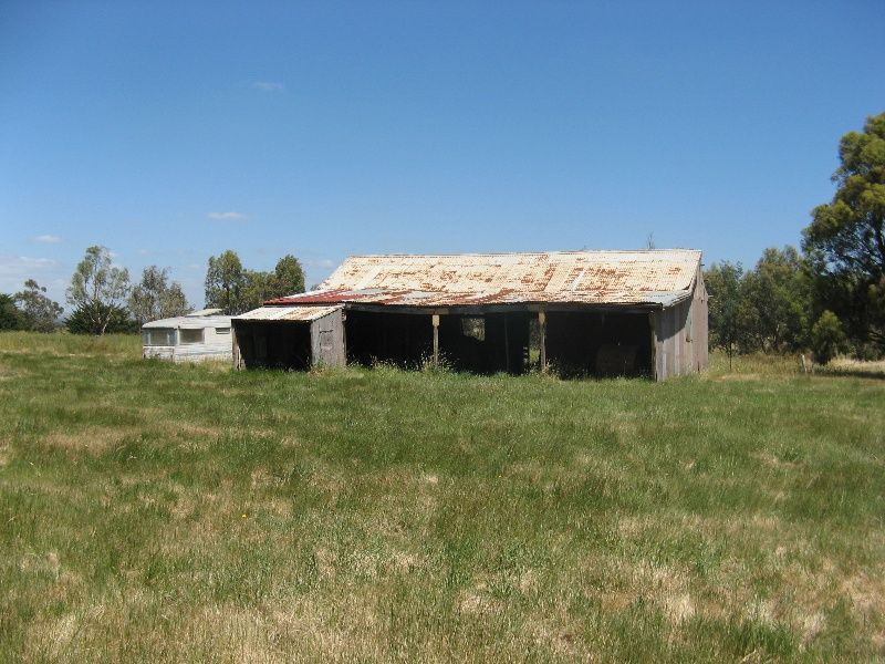 Mintaro former woolshed
