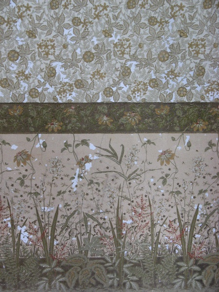 Mintaro wallpaper scheme