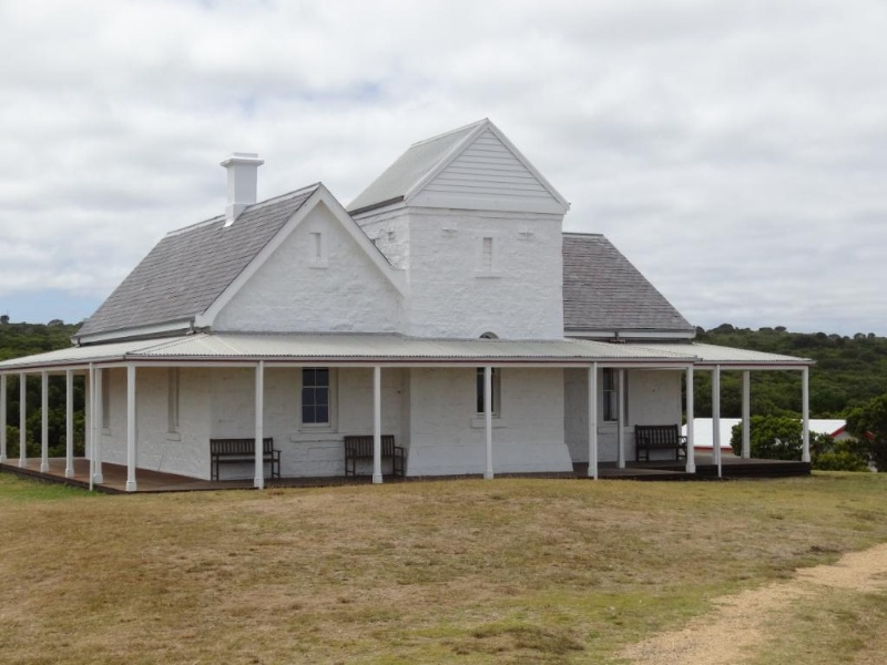 B2320 Cape Otway telegraph station
