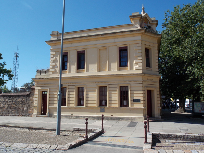 Bank of NSW south side