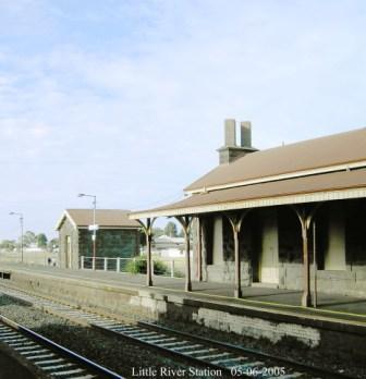 B2285 Rail Station