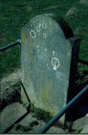 B6812 Carlsruhe Lone Grave