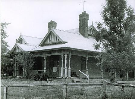B3649 Old Wanganui Homestead