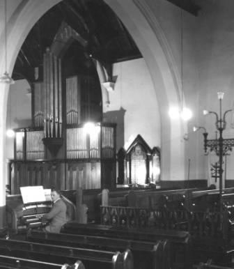 B3661 St Peter's 1929 Pipe Organ