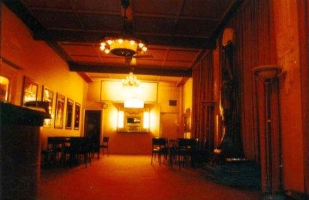 B7008 Progress Hall Lobby