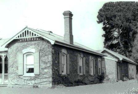 B1440 Mount Napier Homestead SW Corner