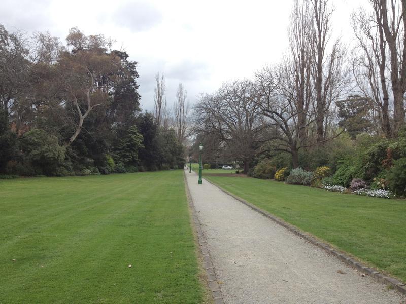 Hedgeley dene gardens