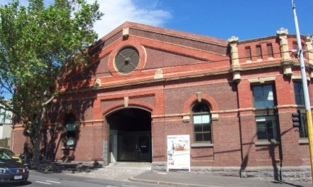 B3890 Fmr Cable Tram Engine House Nth Melbourne
