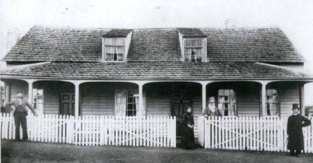 B3959 Old Portland Inn