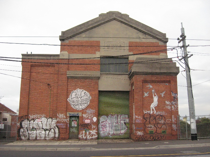 Ascot Vale Substation