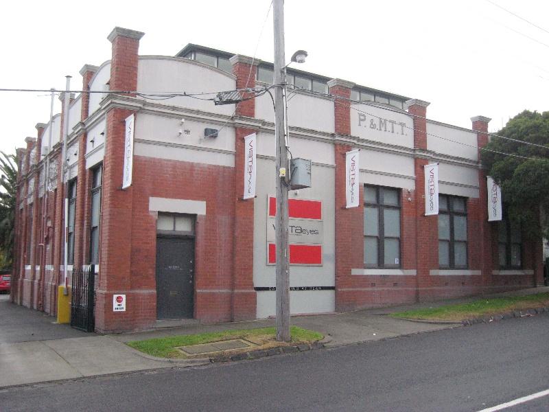 Former Elsternwick Substation