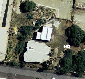 Maribyrnong substation aerial view