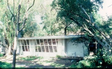 B5801 Former Robin Boyd House