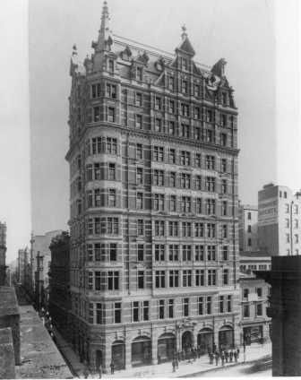 B4030 APA Building