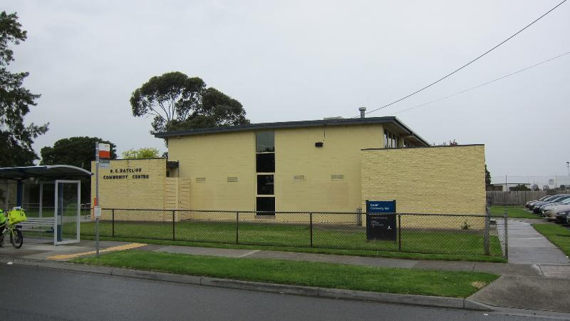 RG Ratcliff Community Centre