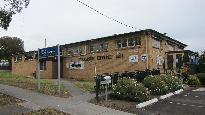 Strathmore Community Hall
