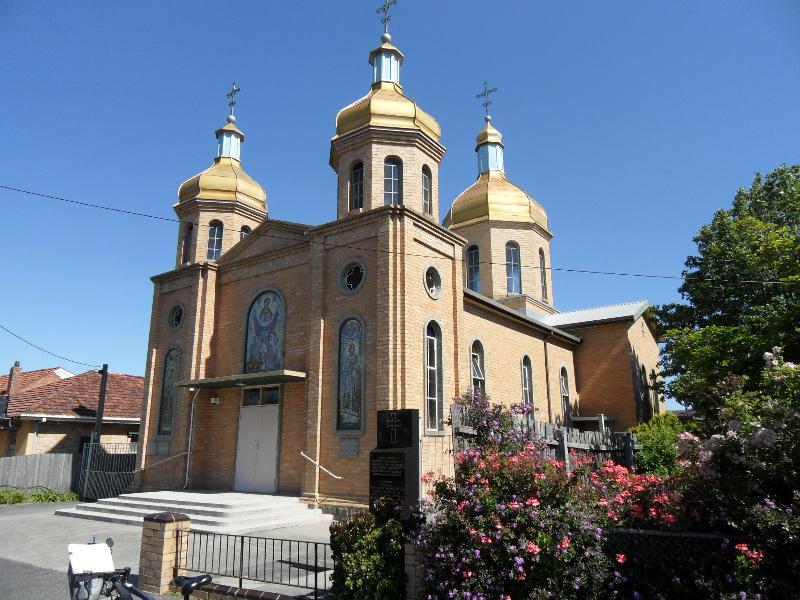Ukrainian Orthodox Church