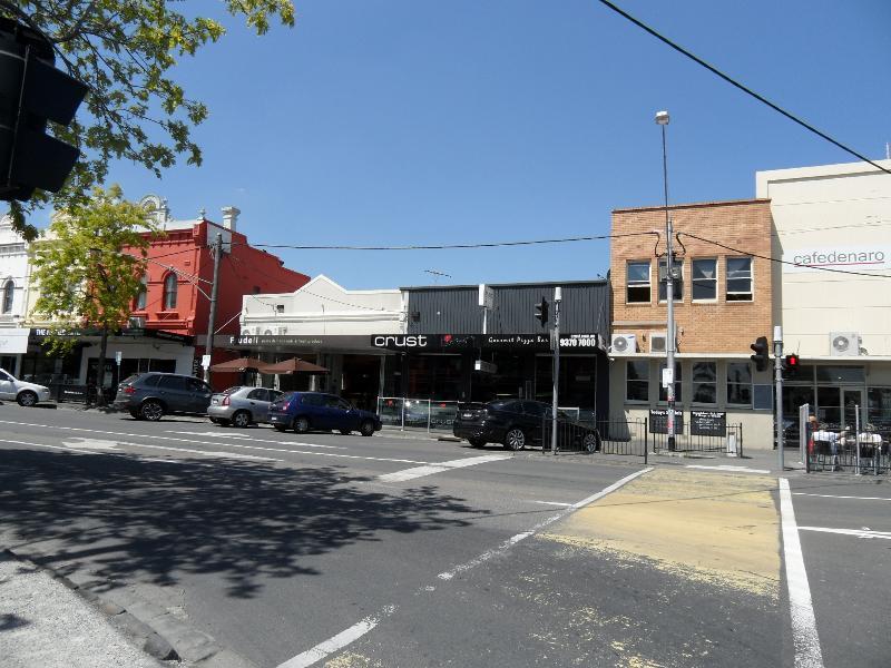 Napier Street E side.JPG