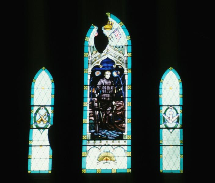 Ballarat Barkly St Uniting Church, First World War memorial, Fisher & Co. 1920