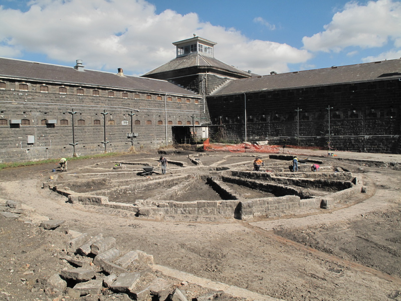 Pentridge excavation by Dig Intl