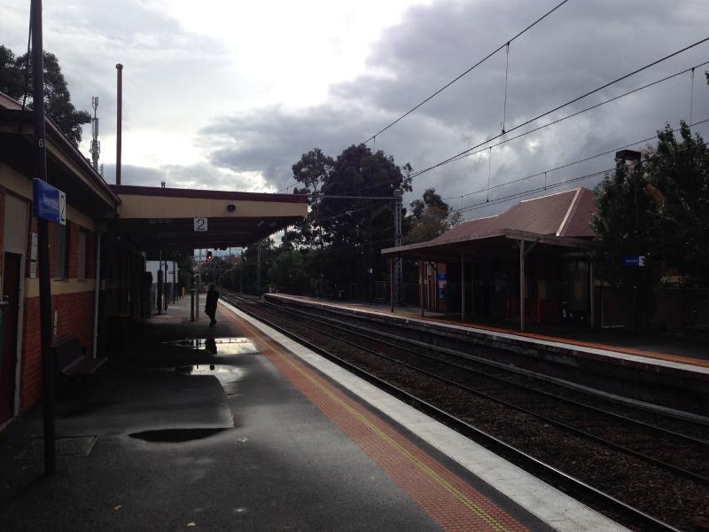 Newmarket Railway Station