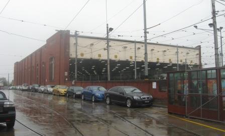 North car shed