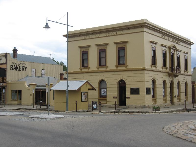 Former Bank of Victoria