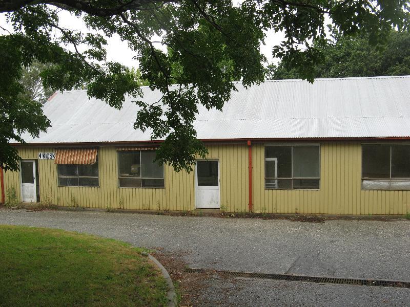 Recreation wing east side