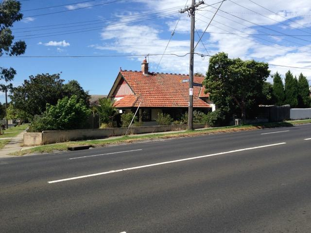 House, 11 Raleigh Street