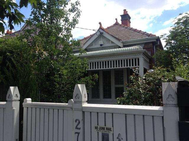 House 273 Ascot Vale Road