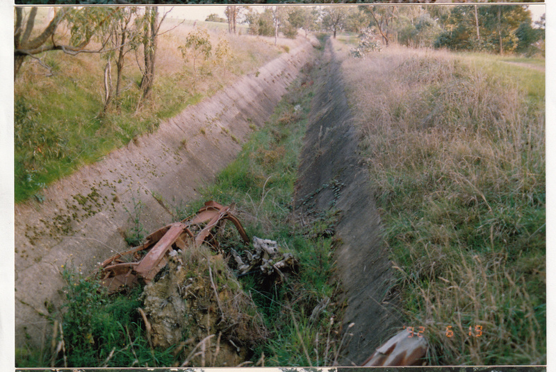 2 - Maroondah Aqueduct Kangaroo Ground Eltham - Shire of Eltham Heritage Study 1992 - Colour 11