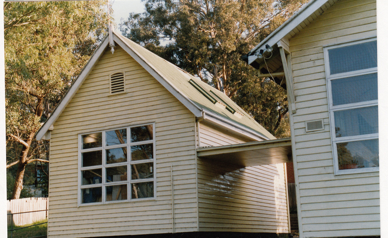 Scouts Building Former State School 3939 Colour 3 - Shire of Eltham Heritage Study 1992