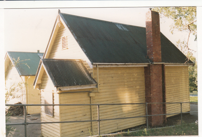 Scouts Building Former State School 3939 Colour 4 - Shire of Eltham Heritage Study 1992