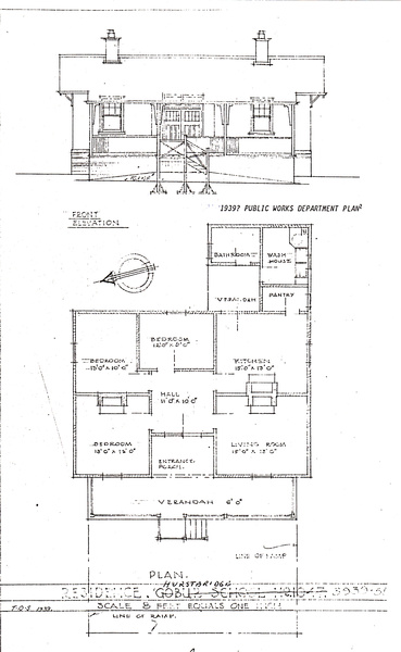 Old Teachers Residence State School 3939_06 - Shire of Eltham Heritage Study 1992