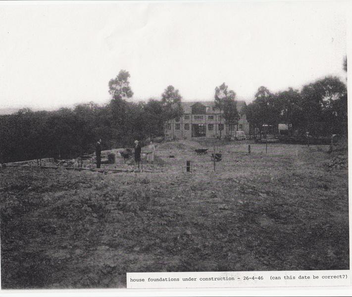Jelbart Residential Complex 93 Arthur St Black & White 1 - Shire of Eltham Heritage Study 1992