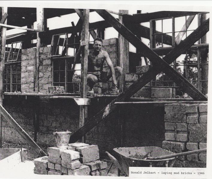 Jelbart Residential Complex 93 Arthur St Black & White 2 - Shire of Eltham Heritage Study 1992