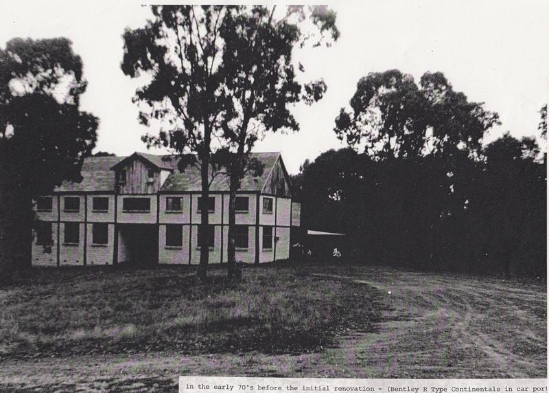 Jelbart Residential Complex 93 Arthur St Black & White 5 - Shire of Eltham Heritage Study 1992
