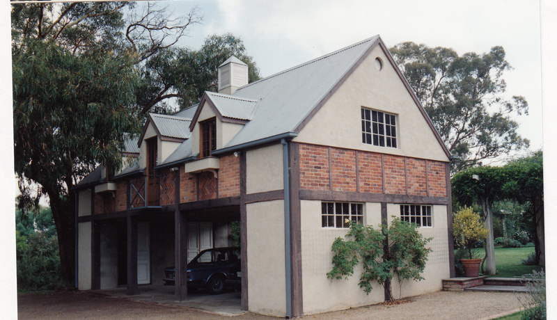 Jelbart Residential Complex 93 Arthur St Colour 8 - Shire of Eltham Heritage Study 1992