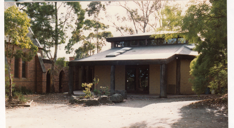 St Margarets Anglican Church Eltham Colour 4 - Shire of Eltham Heritage Study 1992