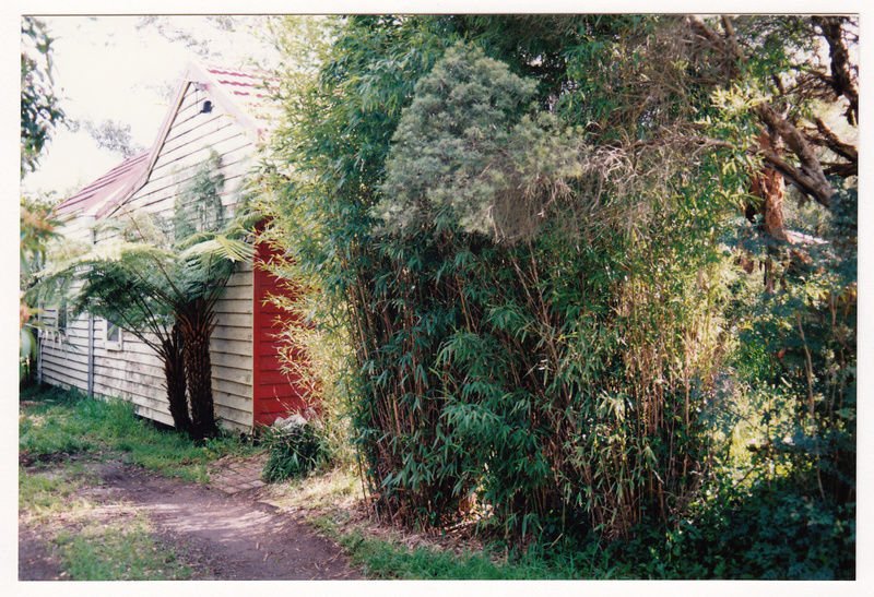 Cottage at 15 Silver St Colour 3 - Shire of Eltham Heritage Study 1992