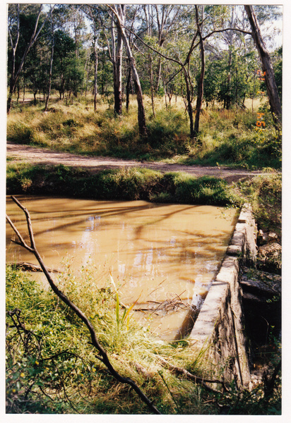 State Battery Remans Smiths Gully Colour 4 - Shire of Eltham Heritage Study 1992