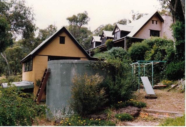 Adobe residence and Batemans Studio 57 Dodd St Colour 6 - Shire of Eltham Heritage Study 1992