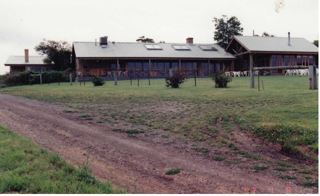 Former Wellers Pub at Pitman Cnr Kangaroo Ground Colour 6 - Shire of Eltham Heritage Study 1992