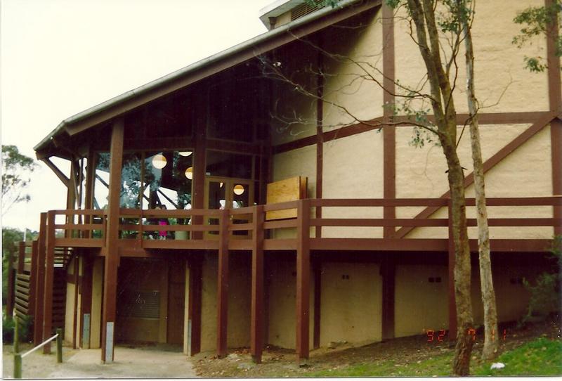 Eltham Community Centre Main Rd Eltham Colour 2 - Shire of Eltham Heritage Study 1992