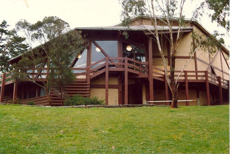 Eltham Community Centre Main Rd Eltham Colour 3 - Shire of Eltham Heritage Study 1992