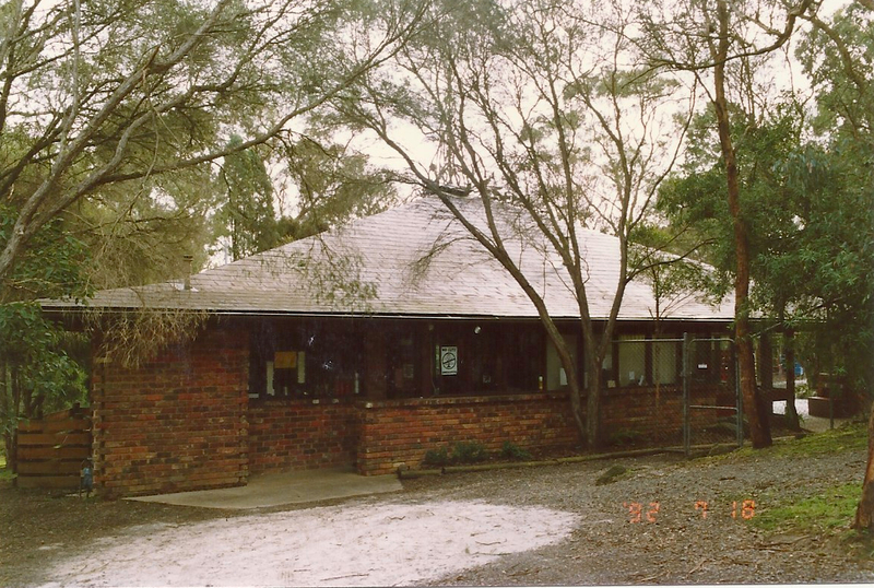 Eltham South Kindergarden Colour 2 - Shire of Eltham Heritage Study 1992